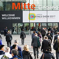 VISIT OUR EIROS PARTNERS AT THE EUROPEAN COATINGS SHOW 2017